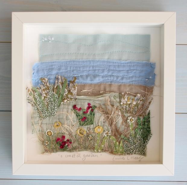 ...a coastal garden...
